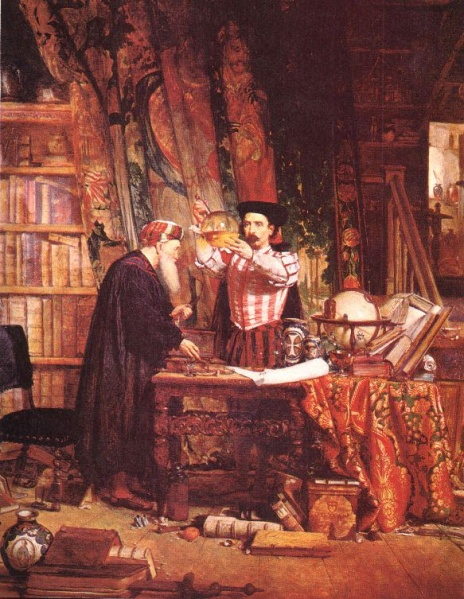 Fil:William Fettes Douglas - The Alchemist.jpg